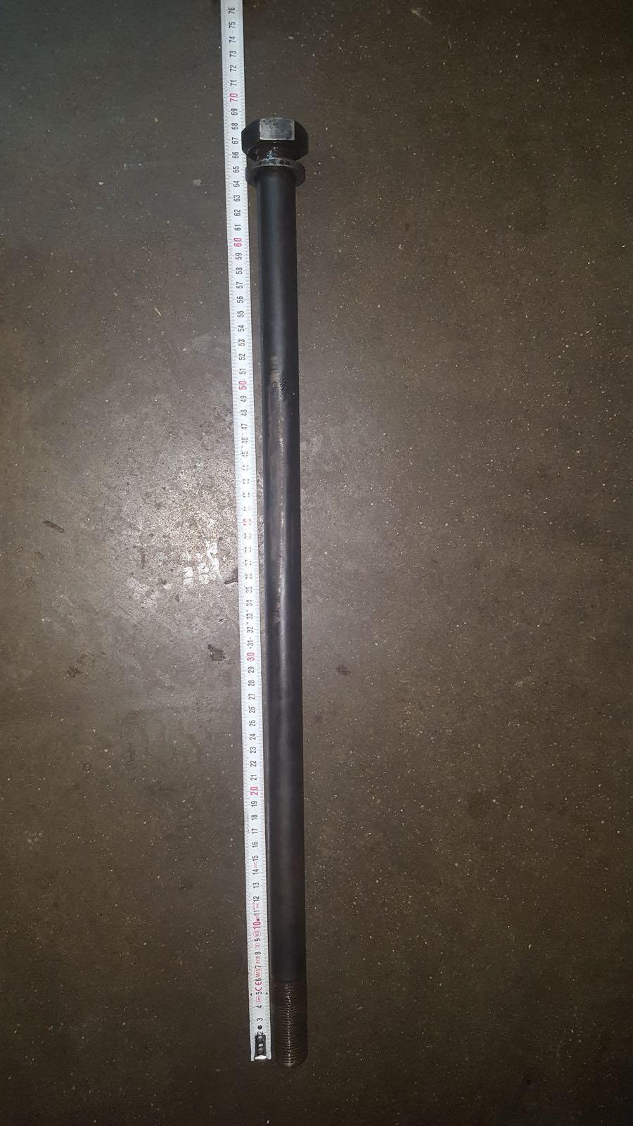picon Terex H1100 reparatie