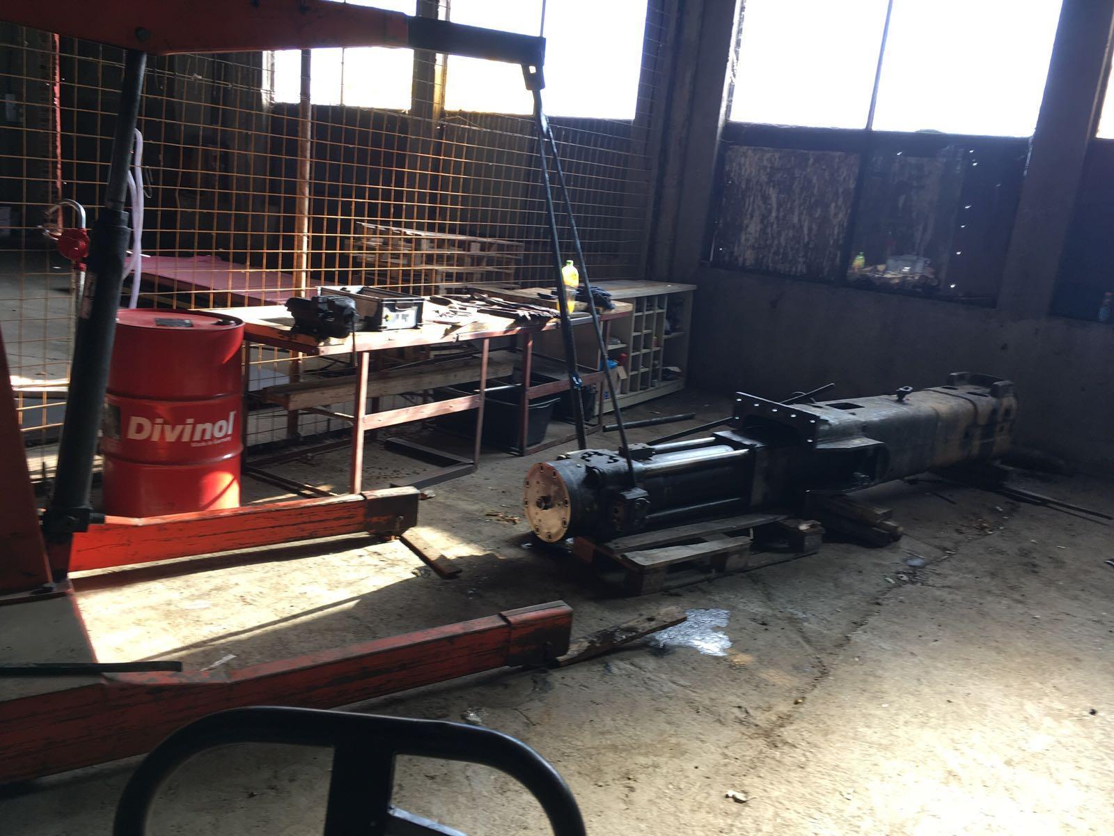 reparatie picon Stanley MBX 358 piston