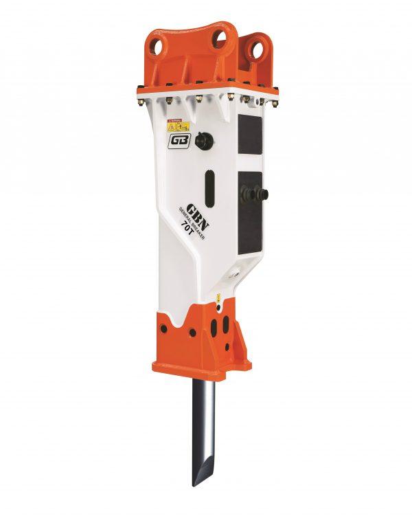 Ciocan hidraulic GBN70TL
